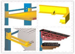 Vertical Storage Cantilever Rack Accessories