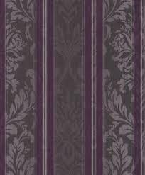 casa padrino baroque textile wallpaper purple anthracite lilac 10 05 x 0 53 m living room wallpaper decorative accessories