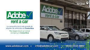 100 Truck Rental San Jose Adobe Rent A Car Car Company In Costa Rica