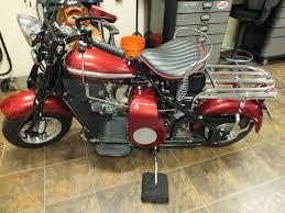 1953 Cushman Motor Scooter Custom Trailer