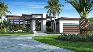 100 Modern One Story House Southwest Style Plan 52966 With 3 Bed 4 Bath 2 Car Garage