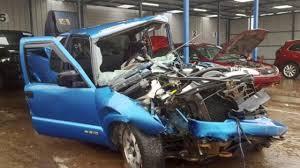 100 Wrecked Chevy Trucks S10 Trucks 1 YouTube