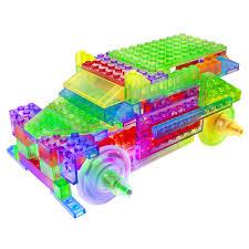 100 Powerblock Trucks Diecast Vehicles Laser Pegs 8in1 Power Block Truck