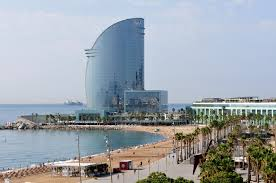 100 Barcelona W Hotel Ikipedia