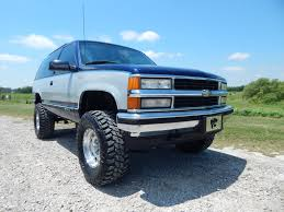 1996 Chevy 2 Door Tahoe - The Toy Shed Trucks