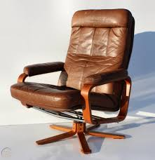 Mid Century DANISH MODERN Leather Recliner LOUNGE CHAIR ... A Vintage Pair Of 1960s Danish Modern Mid Century Teak Lounge Chairs Designed By Grete Jalk For France Son Leather Walnut Eames Style Recling Chair Ottoman Selig Hearthsidehome From Hearthside Home Poosville Md Midcentury Recliner Made In Canada Find Of The Week Jan24th Jan30th 2019 The Fabulous Mr Bigglesworthy And Designer Retro Charles Midcentury Kofod Larsen Twotoned Penguin Replica Black Rare Hermes Orange Mid Century Danish Modern Recliner Lounge Chair Eames Chaise 26 Similar Items Couch Modern
