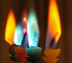 Paraffin Lamp Oil Toxic by Making Colored Candle Flames