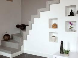 déco moderne un escalier un béton ciré escalier beton ciré