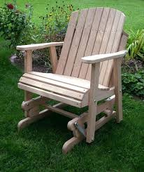 Adirondack Rocking Chair Woodworking Plans by Outdoor Swivel Glider Chair Plans Patio Bench Glider Plans Free
