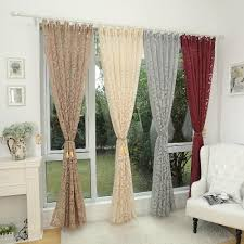 Modern Window Curtains For Living Room by Online Get Cheap Modern Luxury Curtains Aliexpress Com Alibaba