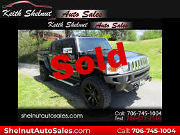 Used 2009 HUMMER H3 For Sale In Blairsville, GA 30512 Keith Shelnut ... Hummer H3 Concepts Truck For Sale Used Black For Hampshire 2009 H3t Alpha Edition Offroad Pkg Envision Auto Clay City 2018 Vehicles 2017 Concept Car Photos Catalog Hummer Nationwide Autotrader Listing All Cars Alpha 5 Speed Manual Adventure For Sale Mr T Crew Cab Luxury Package Sunroof Heated Seats 2003 Petrolhatcom 2008 Base In Webster Tx Vin