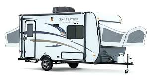Best Small Travel Trailer Hybrid Trailers Combine The Features Of A Conventional
