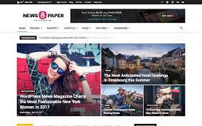 100 Best Designed Magazines Top 11 WordPress Magazine Themes For News Entertainment