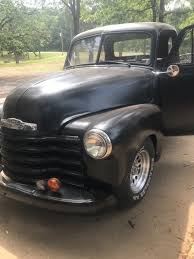 Classic 1952 Chevrolet Truck For Sale