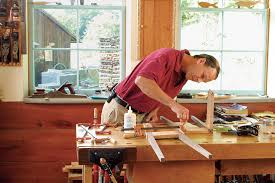 free woodworking plan build a splay legged table finewoodworking