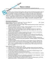 Sample Help Desk Manager Resume