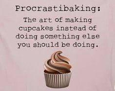 Procrastibaking Tammy Flint Cupcake Quotes