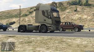 100 Gta 5 Trucks And Trailers Iveco Stralis HIWAY For GTA