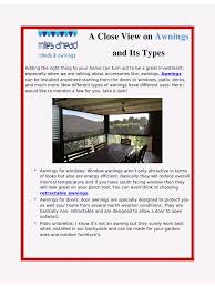 A Close View On Awnings And Its Types .pdf - PDF Archive Retractable Awnings Awning Deck Awning For Ready Made Best Awnings Ideas On Pergola 5 Metal Window Door Canopies General 58 Best Adorable Retro Alinum Images On Pinterest All You Need To Know About Different Types Of Caravan Home Rv Lawrahetcom Of Your Controlux Limited Colored Set Two Stock Illustration What Type Fixed Works For Design New Haven Gndale Services Mhattan Nyc Floral Template Color White Striped Vector 720131566 Duramaster Outdoor Canvas