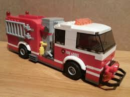 100 First Fire Truck Fire Truck Feedback Welcome My Fellow Mocers Lego