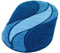 kleine wolke badeteppich kleine wolke blau gemusterte badematten badgarnituren