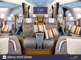 lufthansa planes interior