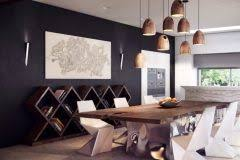 esszimmer wand hause deko ideen decoranddesign