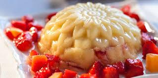 cuisine delice délice de fraises aux pêches facile et pas cher recette sur