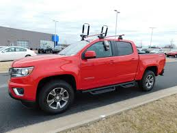 2018 New Chevrolet Colorado 4WD Crew Cab 128.3