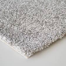 steffensmeier teppichboden margate meterware auslegware für kinderzimmer wohnzimmer schlafzimmer grau größe 200x600 cm