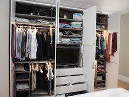 4 bespoke built in fitted wardrobe interior white Modern bedroom