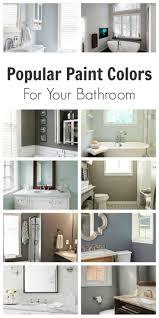 Popular Colors For A Bathroom by Best Colors For Bathroom Aloin Info Aloin Info