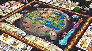 Terraforming Mars One Of The Greatest Board Games In Galaxy