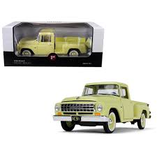 New International C1100 Pickup Truck Sunshine Yellow 1/25 Diecast ... 1956 Ford F100 Pickup Truck 124 Scale American Classic Diecast World Famous Toys Diecast Trucks F150 F 1953 Car Package Two 143 Scale 2016f250dhs Colctables Inc New 1940 Black 125 Model By First Chevrolet Chevy 2017 Dodge Ram 1500 Mopar Offroad Edition Hobby 1992 454 Ss Off Road Danbury Mint For 1973 Ranger Red White 118