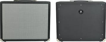 Empty 1x10 Guitar Cabinet by Mojotone Lite Guitar Amplifier Speaker Extension Cabinet