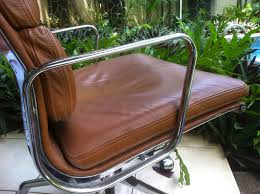 Herman Miller Eames Soft Pad Executive Chair by Pc Parts And Accessories Eames Chair The Eames Softpad Executive
