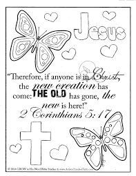 Days Of Creation Coloring Pages Are A Great Way Back To Bible Old Testament Sheets Print