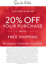 Sur La Table Coupons - 20% Off At Sur La Table, Or Online + ... Best Online Deals And Sales Every Retailer Running A Sale Wning Picks20 Off Customer Favorites Sur La Table La Table Stores Brand Deals Sur Babies R Us Ami Need Help Using Your Coupon Ask Our Chefs 15 November 2019 Bakingshopcom How To Find Uniqlo Promo Code When Google Comes Up Short Sur_la_table Twitter Apply Promo Code Or Coupon In Uber Eats Iphone Ios App