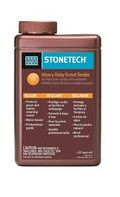 stonetech heavy duty grout sealer 1 quart 946l tile grout