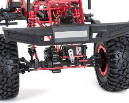 100 Rock Crawler Rc Trucks Redcat Clawback 15 4WD Electric Gun Metal