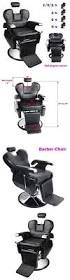 Ebay Salon Dryer Chairs by Salon Chairs And Dryers Reclining Hydraulic Barber Chair Salon