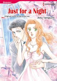 JUST FOR A NIGHT Harlequin Comics