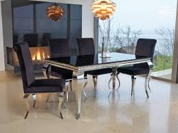 Louis Dining Table With Chairs