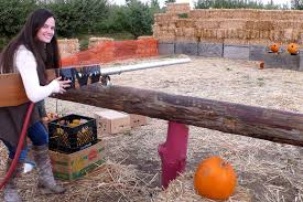 Pumpkin Chunkin Delaware Directions by Fathom The Devil Is In The Pumpkins