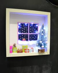 Donner And Blitzen Christmas Tree Instructions by Ribba For Xmas Shadow Box Xmas And Ornament