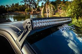 Addictive Desert Designs 54″ Light Bar Roof Mount For Your Ford F ...
