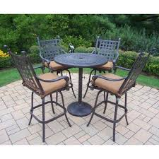 best 25 bar height patio set ideas on pinterest diy cable spool