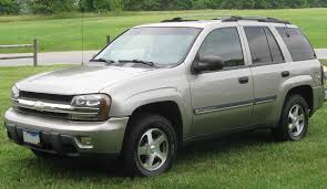 100 2003 Chevy Ss Truck For Sale Chevrolet TrailBlazer Wikipedia