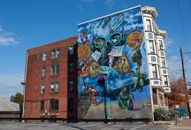 Famous Mural Artists Los Angeles by Street Art Best American Cities For Graffiti Mural Art Thrillist