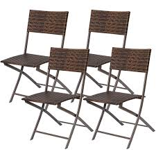 Amazon.com: Flamaker Folding Patio Chairs Rattan Foldable Chairs PE ... Amazoncom Tangkula 4 Pcs Folding Patio Chair Set Outdoor Pool Chairs Target Fniture Inspirational Lawn Portable Lounge Yard Beach Plans Woodarchivist Foldable Bench Chairoutdoor End 542021 1200 Am Scoggins Reviews Allmodern Hampton Bay Midnight Adirondack 2pack21 Innovative Sling Of 2 Bistro 12 Best To Buy 2019 Padded With Arms Floors Doors Fold Up